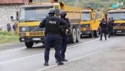 Обострение на границе Сербии и Косова