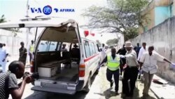VOA60 AFIRKA: SOMALIA Akalla Mutane 20 Aka Kashe A Wani Harin Bom Da Ya Tashi Cikin Wata Babbar Mota