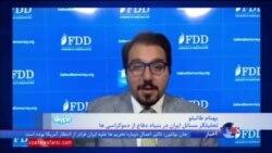 بهنام طالبلو: سپاه پاسداران و اطلاعات احتمالا پشت صفحات فیسبوکی بسته شده هستند