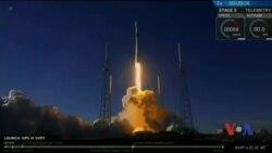 Час-Тайм. Космічна оборона США: SpaceX виконав першу місію Нацбезпеки