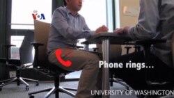Memberi Perintah kepada Smartphone Tanpa Menyentuh Layar