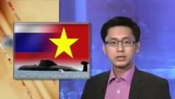 Tàu ngầm VN sắp về đến cảng Cam Ranh