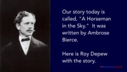 A Horseman in the Sky by Ambrose Bierce