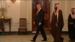 واشنگتن میزبان محمد بن سلمان، ولیعهد عربستان سعودی
