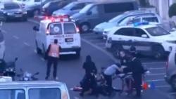 2014-11-18 美國之音視頻新聞: 耶路撒冷猶太教堂遇襲4死6傷