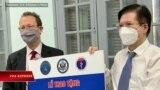 Việt Nam nhận tủ lưu trữ vắc-xin của Mỹ trao tặng | Truyền hình VOA 15/10/21