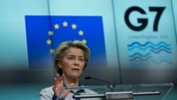 歐盟和七國集團領導人支持美國重新調查新冠病毒源頭的要求