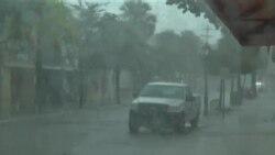 """熱帶風暴""""艾薩克""""向美國墨西哥灣沿岸移動"""
