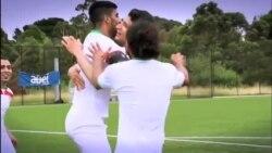 ترانه ای برای تیم ملی فوتبال ایران