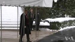 Prezidan Donald Trump Di li Pat Janm Travay pou Larisi