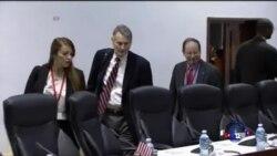 古巴代表团访美,谈建交事宜