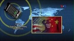 Truyền hình vệ tinh VOA Asia 31/3/2015