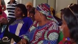 La police empêche un sit-in de femmes en Guinée (vidéo)