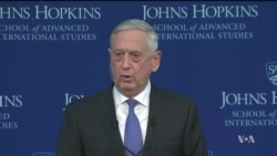 Mattis Traveling to SE Asia, Amid Shift in Pentagon Strategy