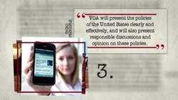 The VOA Charter at 40