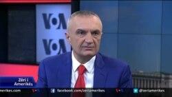 Intervistë me Presidentin e Shqipërisë, Ilir Meta