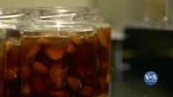Горіхи з медом: підприємці із Закарпаття популяризують українські солодощі в Каліфорнії. Відео