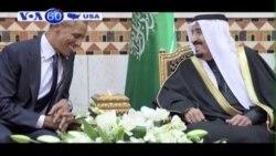 Ả-rập Saudi huỷ cuộc họp với Toà Bạch Ốc (VOA60)
