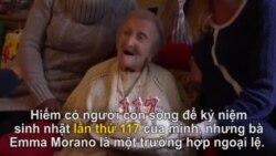 Cụ bà cao tuổi nhất thế giới