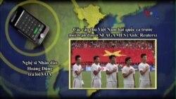 Truyền hình vệ tinh VOA 22/8/2015