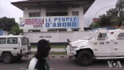 Des sièges de partis d'opposition ont été incendiés à Kinshasa