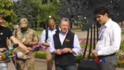 美國特使:俄羅斯要為烏克蘭熱戰負責 (粵語)