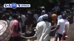 VOA60 Afirka: Hari kan Kwalejin Noma ta jihar Yobe, Satumba 30, 2013