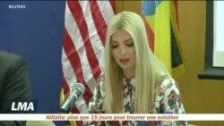Ivanka Trump en Afrique