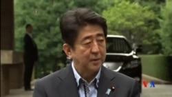 2014-07-13 美國之音視頻新聞: 日本向北韓就再射兩枚導彈提抗議