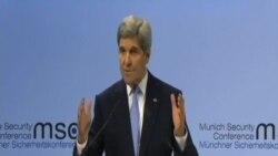 美國國務卿重申支持歐洲有關烏克蘭和移民立場
