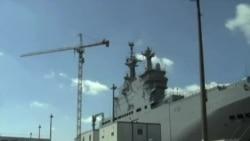 俄羅斯對從法國購買軍艦有信心