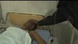 2012-07-12 美國之音視頻新聞: 槍手在巴基斯坦打死九名警察