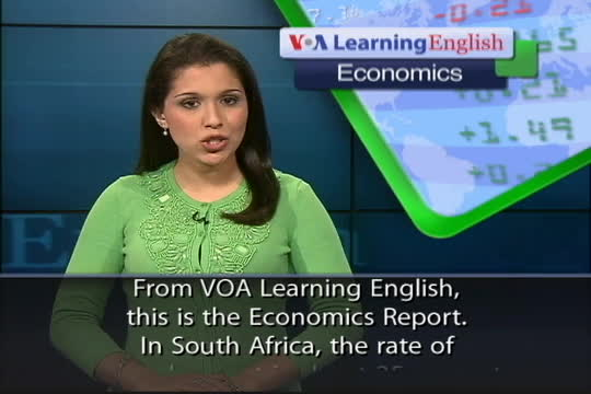 South Africa's Labor Laws Slow Growth