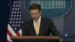 Обама приємно здивував прес-секретаря Білого дому під час його останньої прес-конференції. Відео