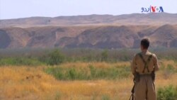 عراق کے پہاڑی علاقے میں داعش کی کاروائیاں