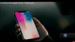 Корпорація Apple представила нову модель розумного телефона - iPhone Х. Відео