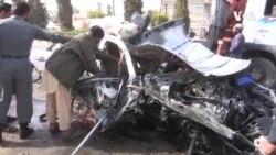 阿富汗爆炸炸死為美國媒體工作的記者