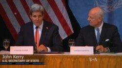 Paris Attacks: US Secretary Kerry Comments on Acts of Terror