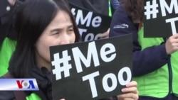 Kỷ niệm 8/3, phụ nữ thế giới tuần hành vì nữ quyền