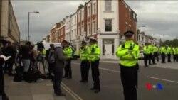 倫敦警方逮捕地鐵爆炸案嫌犯