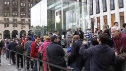 iPhone 5'in Satışına Başlandı