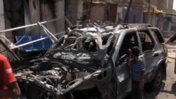 伊拉克發生多宗爆炸襲擊至少91人喪生