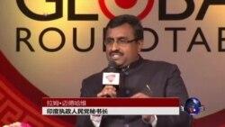 中印舆论关注莫迪出访中国
