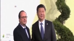 奧巴馬巴黎氣候大會晤習近平