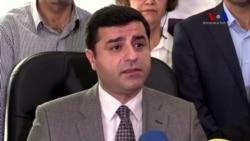 HDP Kürt Siyasetçilere Operasyonu AYM'ye Taşıyor