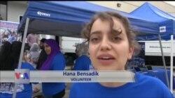 رمضان میں امریکی مسلمانوں کی فلاحی سرگرمیاں