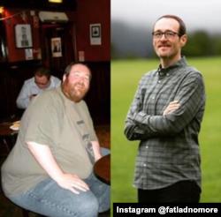 فیل کیس، مردی که اگر لاغر نمیشد ممکن بود جانش را در اثر ابتلا به ویروس کرونا از دست بدهد