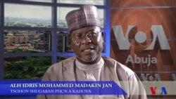 Hira da Alhaji Idris Mohammed Madakin Jan Kuma Tsohon Shugaban PHCN A Kaduna A Najeriya