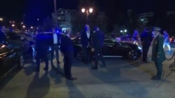Kryeministri shqiptar Edi Rama takon ne Athine homologun grek Kyriakos Mitsotakis