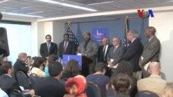 Amerikalı Müslümanlar Libya ve Mısır'daki Saldırıları Kınadı